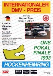 10.10.1993 - Hockenheim