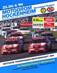 24.04.1994 - Hockenheim