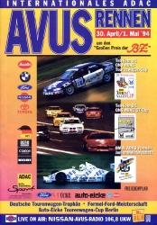 01.05.1994 - Avus