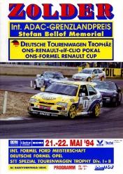 22.05.1994 - Zolder