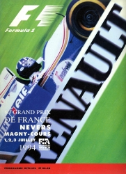 03.07.1994 - Magny Cours