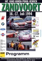 17.07.1994 - Zandvoort