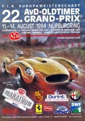 14.08.1994 - Nürburgring