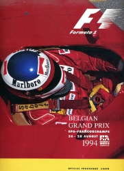 28.08.1994 - Spa-Francorchamps
