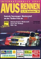 04.09.1994 - Avus