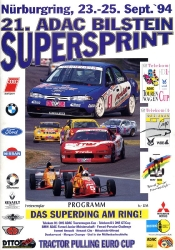 25.09.1994 - Nürburgring