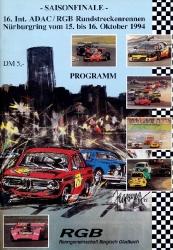 16.10.1994 - Nürburgring