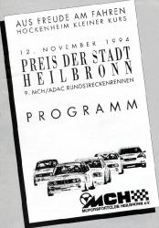 12.11.1994 - Hockenheim