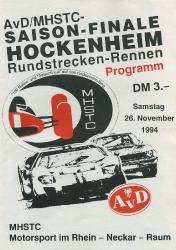 26.11.1994 -Hockenheim