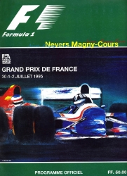 02.07.1995 - Magny Cours