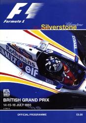 16.07.1995 - Silverstone