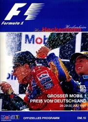 30.07.1995 - Hockenheim
