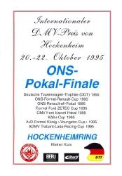 22.10.1995 - Hockenheim