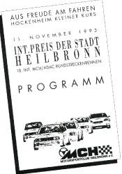 11.11.1995 - Hockenheim