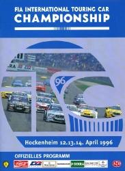 14.04.1996 - Hockenheim