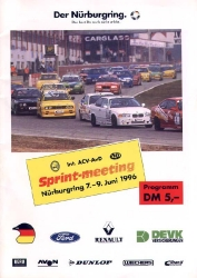 09.06.1996 - Nürburgring