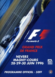 30.06.1996 - Magny Cours