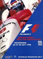 28.07.1996 - Hockenheim