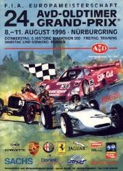 11.08.1996 - Nürburgring