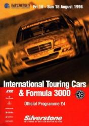 18.08.1996 - Silverstone