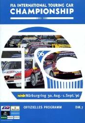 01.09.1996 - Nürburgring