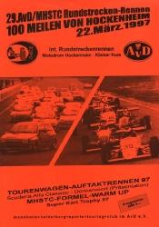 22.03.1997 - Hockenheim