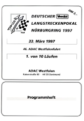 22.03.1997 - Nürburgring
