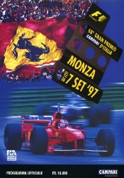 07.09.1997 - Monza