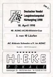 18.04.1998 - Nürburgring