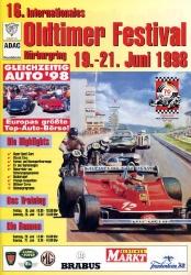 21.06.1998 - Nürburgring