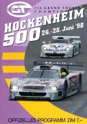 28.06.1998 - Hockenheim