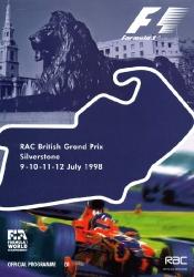 12.07.1998 - Silverstone