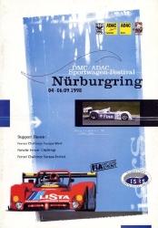 06.09.1998 - Nürburgring