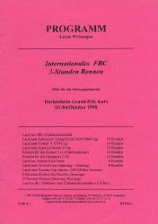 04.10.1998 - Hockenheim