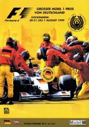 01.08.1999 - Hockenheim