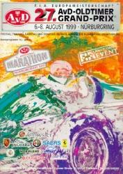 08.08.1999 - Nürburgring
