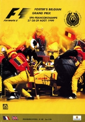 29.08.1999 - Spa-Francorchamps