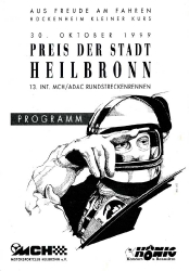 30.10.1999 - Hockenheim