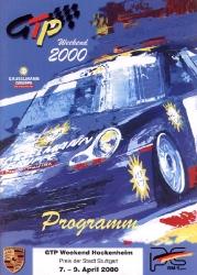 09.04.2000 - Hockenheim