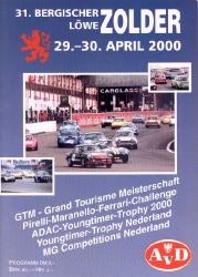 30.04.2000 - Zolder