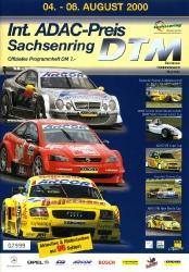 06.08.2000 - Sachsenring