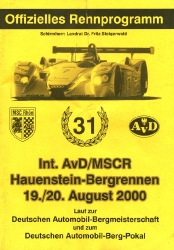 20.08.2000 - Hauenstein
