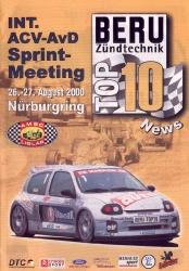 27.08.2000 - Nürburgring