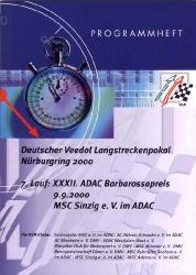 09.09.2000 - Nürburgring