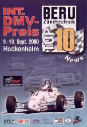 10.09.2000 - Hockenheim