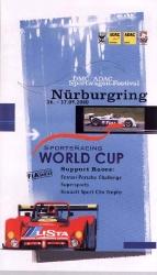 17.09.2000 - Nürburgring