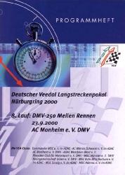 23.09.2000 - Nürburgring