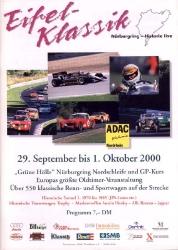 01.10.2000 - Nürburgring