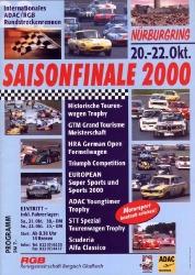 22.10.2000 - Nürburgring