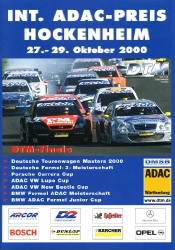 29.10.2000 - Hockenheim